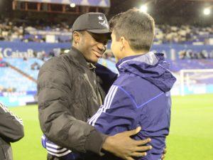 EXCLUSIVE: Raphael Dwamena visits former side Real Zaragoza