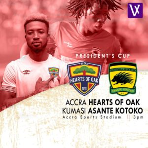 CONFIRMED: Kotoko's clash with Hearts of Oak in the 2019 President Cup pushed to December 22