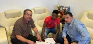 EXCLUSIVE: Black Meteors winger Evans Mensah joins Al Duhail from HJK Helsinki