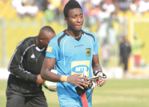 Kotoko supporters made me love with the club - Black Stars goalkeeper Annan