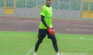 Felix Annan returns to Asante Kotoko training