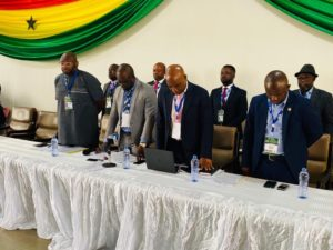 GFA EXCO to decide on congress and new football season tomorrow