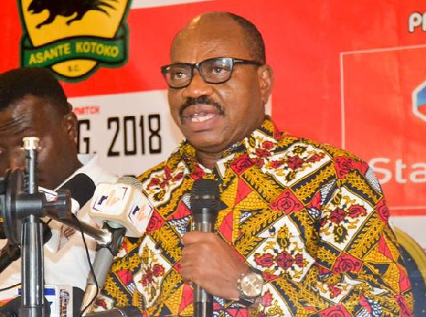Ghanaian clubs lacking behind; other African clubs miles ahead – George Amoako