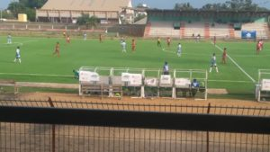 Match Report: Etoile Filante 0:1 Hearts of Oak – Mitchelle Sarpong score to hands Phobians victory