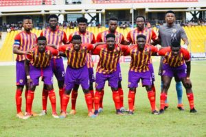 Int'l friendly: Kim Grant names Hearts of Oak's starting lineup to face Togolese side Etoile Filante