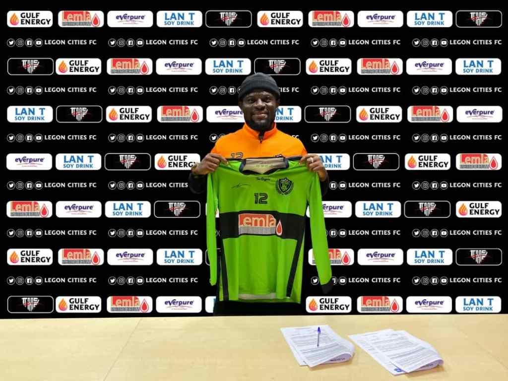 Legon Cities FC sign Fatawu Dauda
