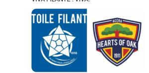 Hearts of Oak to engage Togolese side Etoile Filante in friendly