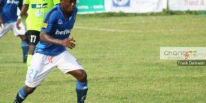 Asante Kotoko grabs Sam Adam on a two-year deals