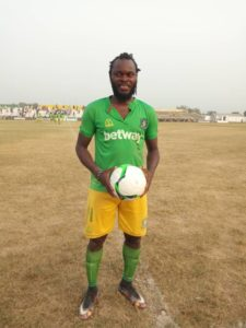 Yahya Mohammed nets first hattrick of the 2019/20 GPL