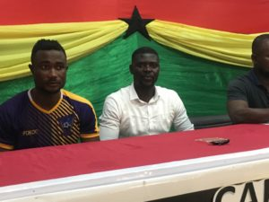 'I couldn't have asked for a better start to my career'- Prince Opoku Agyeman