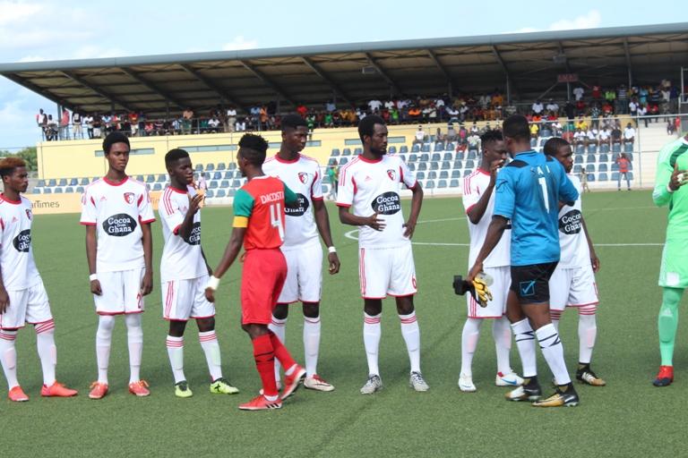 2019/20 Ghana Premier League: Match week 1 Preview - Karela Utd v WAFA SC