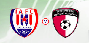 Inter Allies set to play WAFA in friendly