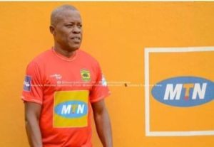 Johnson Smith Not bent on recruiting new players for Kotoko