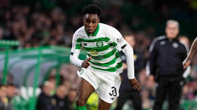 Celtic left-back James Forest praises Ghanaian teen Jeremie Frimpong