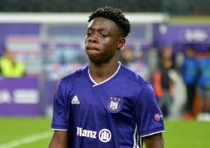 RSC Anderlecht could loan Ghanaian duo Doku and Amuzu