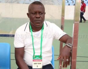 We want to beat Dwarfs this afternoon – Kotoko coach Johnson Smith