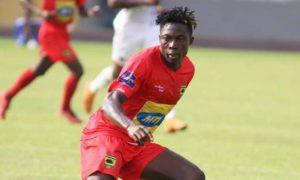 My son will join Asante Kotoko next season - Justice Blay's father confirms