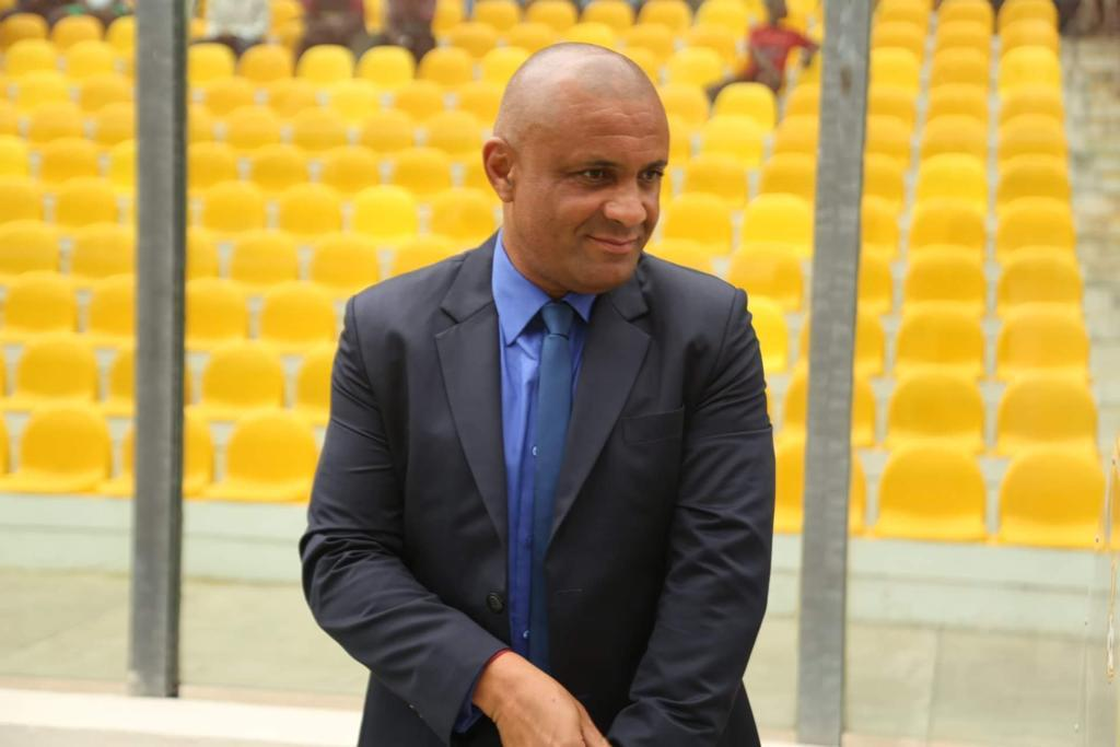 Legon Cities interested in former Hearts of Oak coach Kim Grant