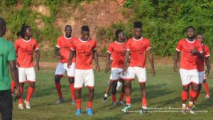 Coach Johnson Smith names Kotoko's starting eleven to face Dwarfs