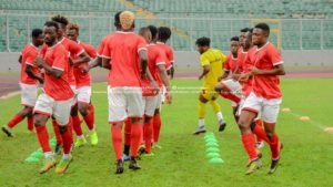 Kotoko travel with 26 players to Central Region for upcoming friendlies against Dwarfs, Skyy FC