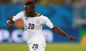 Kwadwo Asamoah turns 31