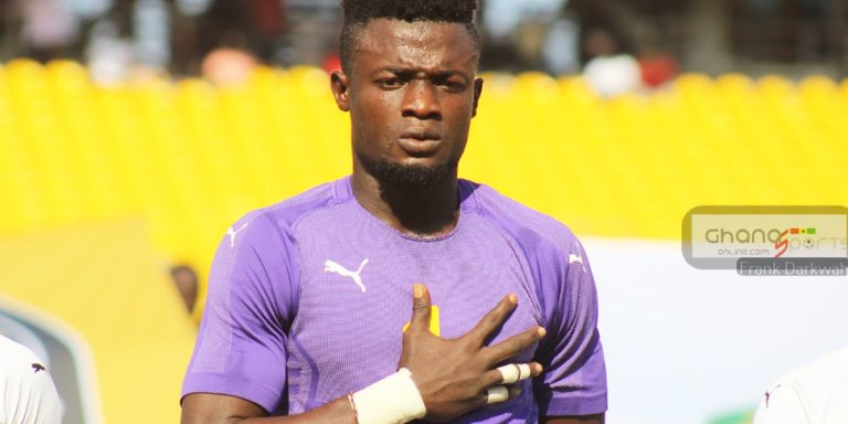 Yaw Yeboah dashes Kwame Baah a car for his performance in U23 AFCON