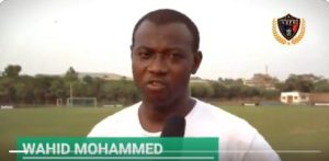 Legon Cities FC coach Wahid Mohammed confident of a victory over Asante Kotoko