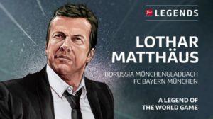 German legend Lothar Matthäus to visit Ghana as part of StarTimes Bundesliga Legends Tour