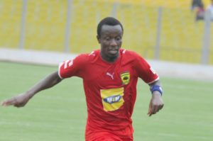 Former Asante Kotoko midfielder Michael Akuffo discloses why he left the club