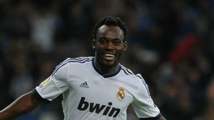 Essien names himself but excludes Ghanaian footballers from his African team of the decade