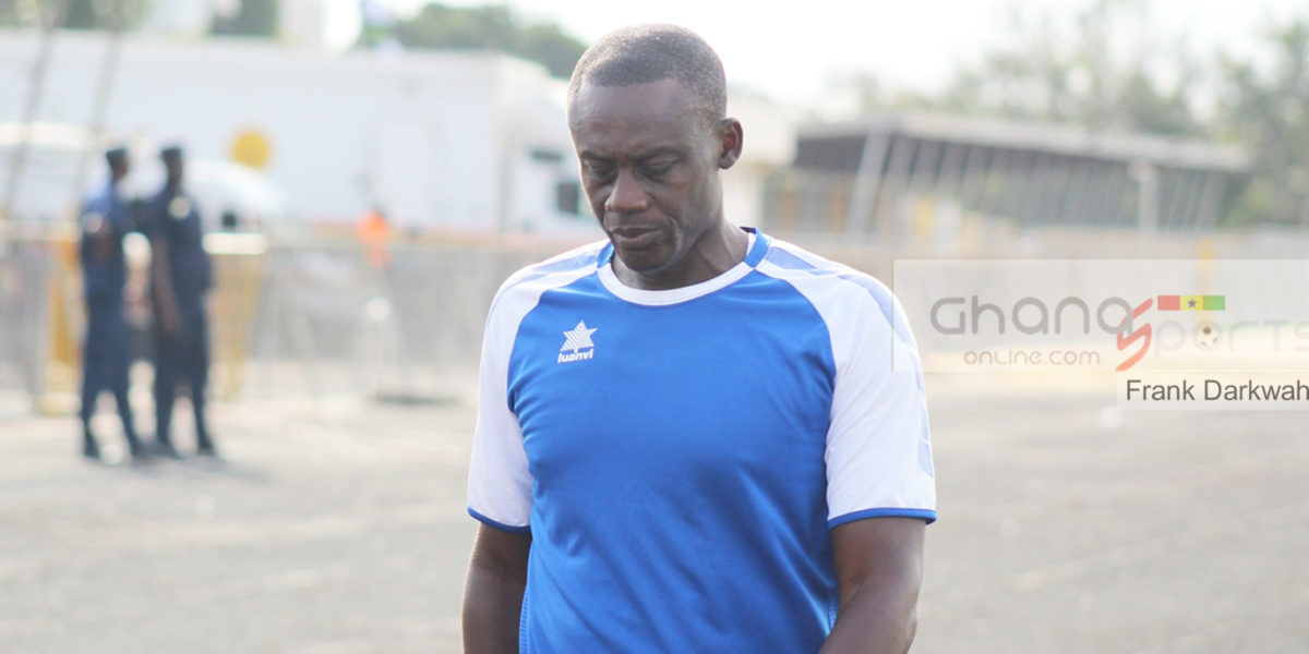 Black Meteors assistant coach Michael Osei apologises to Ghanaians for the heartbreak