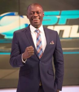 Ace journalist Oti Adjei appointed vice-chairman for referees committee