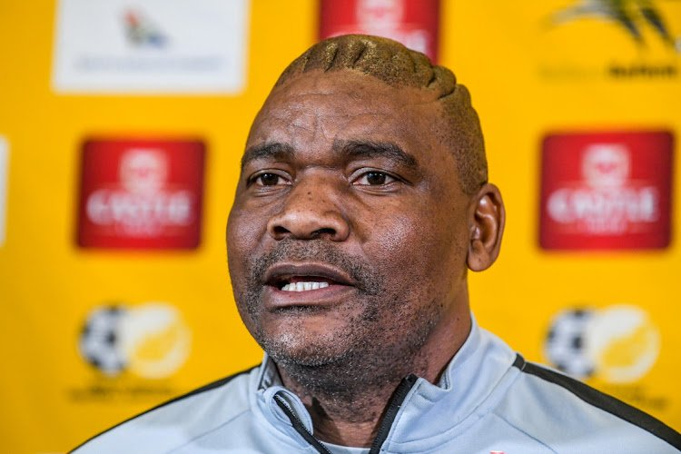 AFCON qualifiers: South Africa coach Ntseki working without a contract