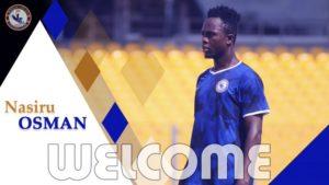 Confirmed: Berekum Chelsea sign Nasiru Osman