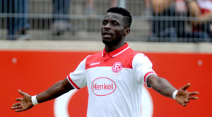 Fortuna Dusseldorf director wants patience for new signings Tekpetey and Amponsah
