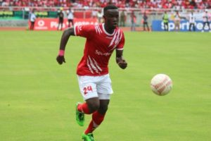 Aduana Stars on the verge of signing former Dwarfs forward Nicholas Gyan