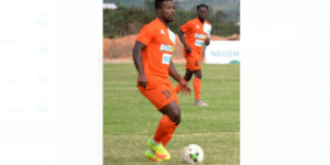 Berekum Chelsea in talks to sign former Dwarfs defender Kingsley Nteng