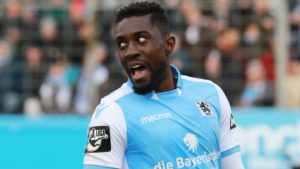 Prince Osei Owusu nets for 1860 Munich