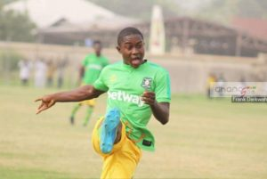 Chelsea complete signing of Aduana Stars youngster Gideon Obeng