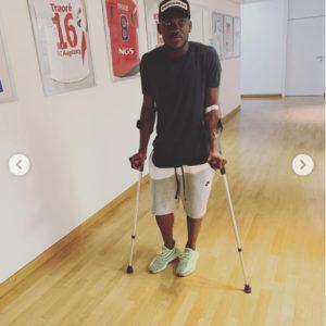 Royal Antwerp defender Daniel Opare set to make injury return after winter break