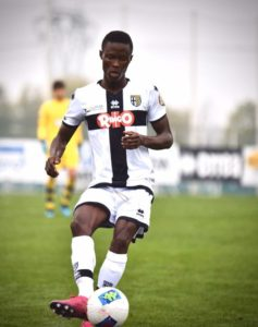 Ghanaian youngster Ahmed Awuah scores high ratings in Primavera game against Spal