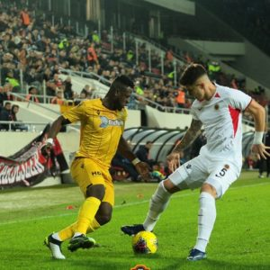 Afriyie Acquah assists as Yeni Malatyaspor defeat Besiktas