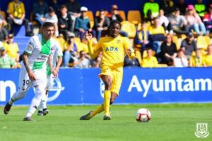 Richard Boateng on target but suffers defeat with Alcorcon to Real Oviedo