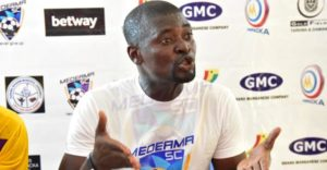 We have a lot of work to do - Medeama coach Samuel Boadu after Legon Cities stalemate