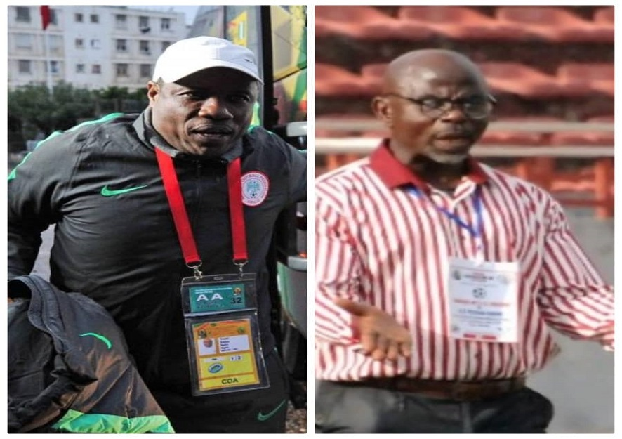 Nigerian coach sacked over PA system as game was in session