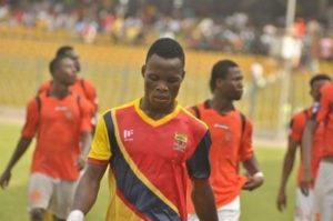 Former Hearts midfielder Samudeen Ibrahim to join King Faisal