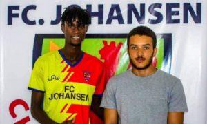 Samuel Bekoe joins Sierra Leone side FC Johansen