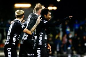 Ghanaian youngster Samuel Tetteh delighted to score fourth goal of the season for LASK Linz