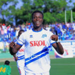 Ghanaian youngster Michael Sarpong nets fourth league goal for Rayon Sports