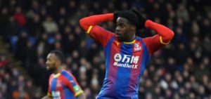 Crystal Palace begin contract extension talks with in-form Jeffrey Schlupp